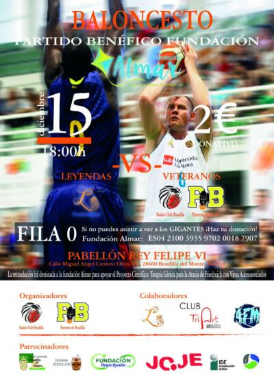 Baloncesto- Solidario -Almar