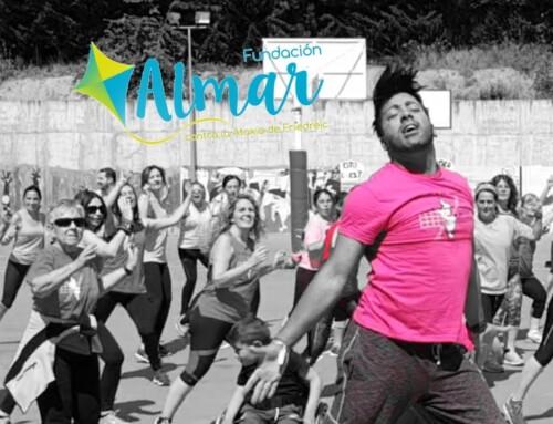 Zumba Solidario a favor de Fundación Almar
