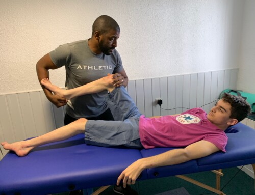 La importancia de la rehabilitación en la Ataxia de Friedreich