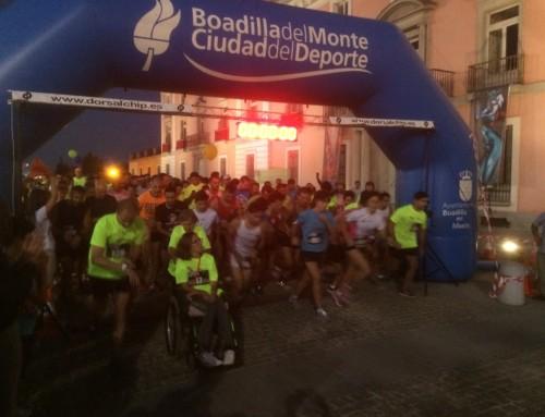 V Carrera Nocturna Solidaria Fundación Almar