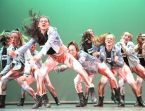 Festival de baile solidario a favor de Fundación Almar