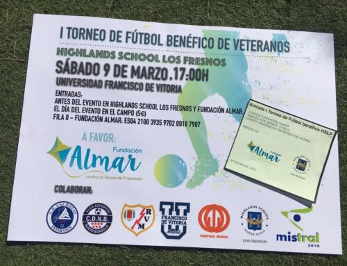 EMILIO MORENO: PRIMER DESAFÍO EN SU RETO SOLIDARIO DE 2019
